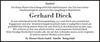 Gerhard Dieck