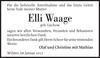 Elli Waage