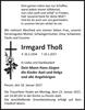Irmgard Thoß