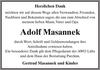Adolf Masannek