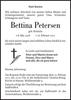 Bettina Petersen
