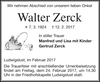 Walter Zerck