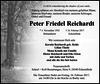 Peter Friedel Reichardt