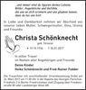 Christa Schönknecht