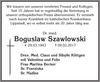 Boguslaw Szawlowski