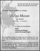 Helga Masan