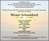 Werner Schwanbeck