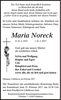 Maria Noreck