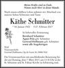Käthe Schmitter