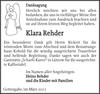 Klara Rehder