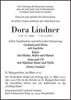Dora Lindner