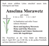 Anselma Morawetz