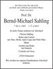 Bernd-Michael Sahling