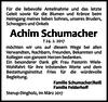 Achim Schumacher