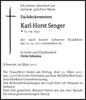 Karl-Horst Senger