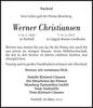 Werner Christiansen