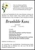 Brunhilde Kunz