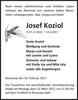 Josef Koziol