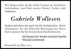 Gabriele Wollesen