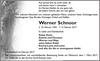 Werner Schnoor