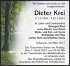 Dieter Krei