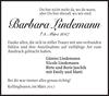 Barbara Lindemann