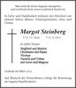 Margot Steinberg