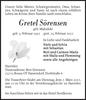 Gretel Sörensen