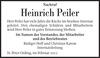 Heinrich Peiler