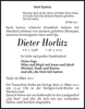 Dieter Horlitz
