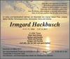 Irmgard Hackbusch