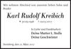 Karl Rudolf Kreibich
