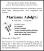 Marianne Adolphi