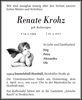 Renate Krohz