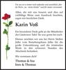 Karin Voß