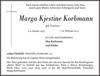 Marga Kjestine Korbmann