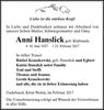 Anni Hanslick