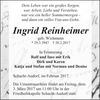 Ingrid Reinheimer