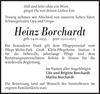 Heinz Borchardt