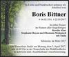 Boris Bittner