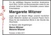 Margarete Mitzner