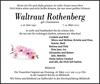 Waltraut Rothenberg