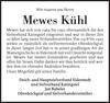 Mewes Kühl