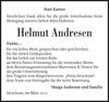 Helmut Andresen