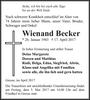 Wienand Becker