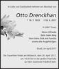 Otto Drenckhan