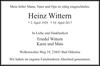 Heinz Wittern