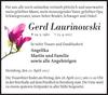Gerd Laurinowski