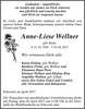 Anne-Liese Wellner