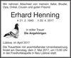 Erhard Henning